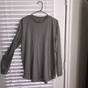 Long sleeve causal tee